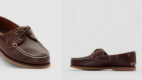 Laredoute boat shoes