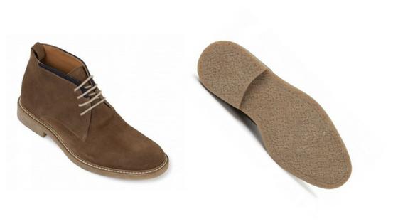 Heyraud's Fritz Desert Boots